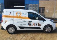 Décoration de véhicule en adhésif à Entraigues (Vaucluse)