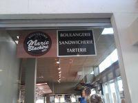Panneau enseigne Boulangerie Marie Le pontet