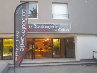 Enseigne panneau boulangerie de Calista Monteux